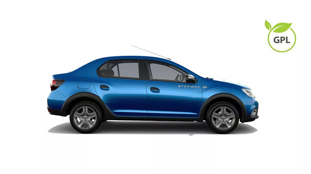 Logan Stepway GPL